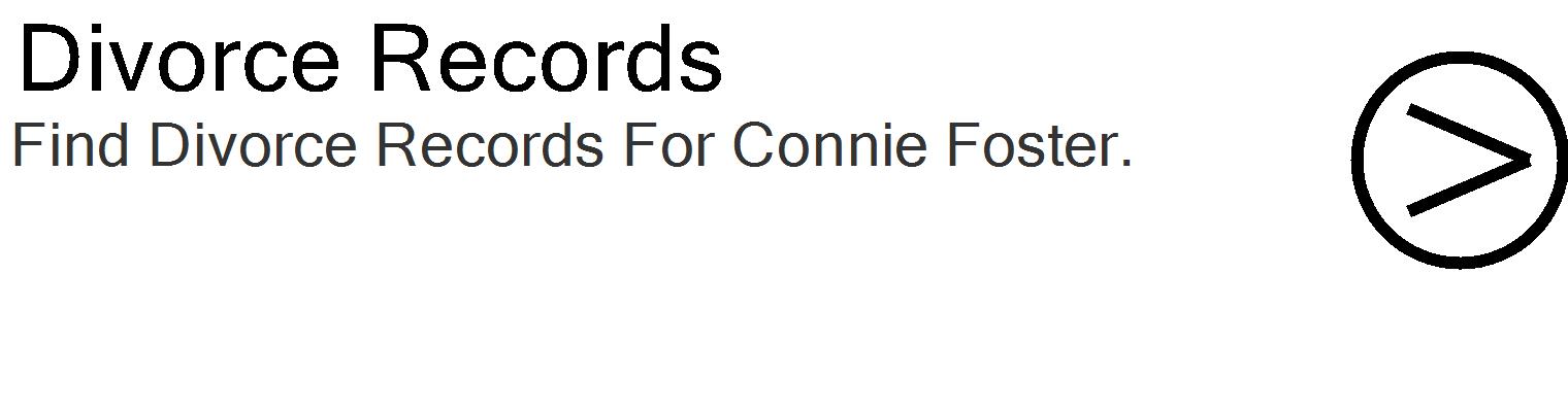 Connie V Foster Inverness FL